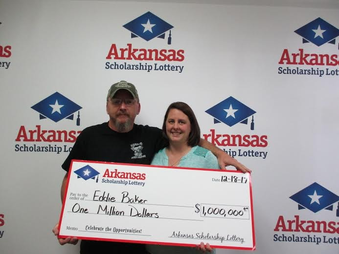 Lottery player wins $1 million and then some - Arkansas Times