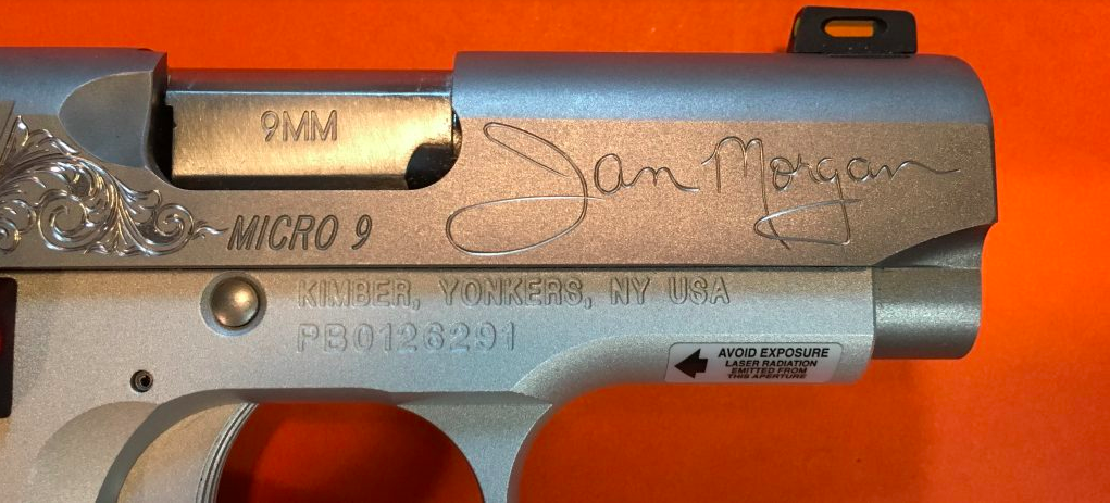 Jan Morgan offers gun giveaway for campaign cash (UPDATES