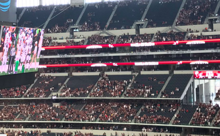 Colleges Inflating Football Game Attendance Including Ua And Asu