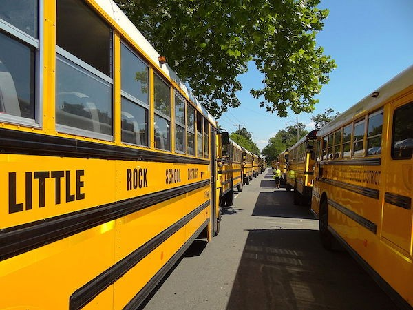 Group issues demands of state for Little Rock schools, but the message isn't strictly local