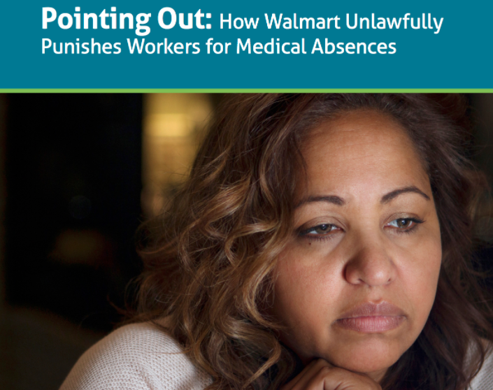 New report accuses Walmart of violating laws in punishing absences