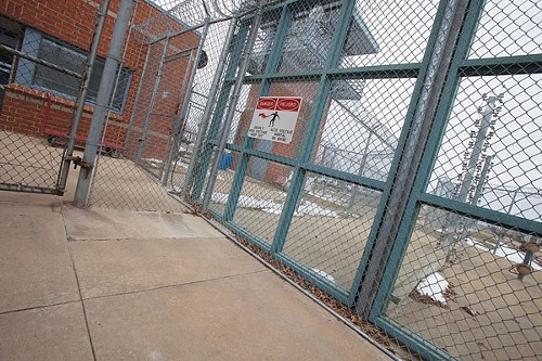 Department of Correction restricts inmate mail to three