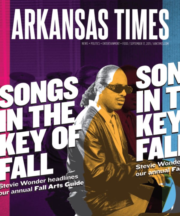 Songs in the key of fall