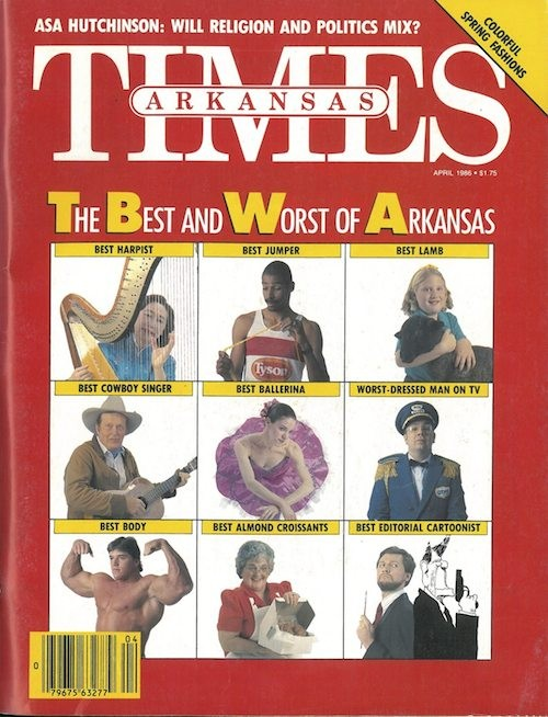 The Best and Worst of Arkansas