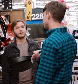 Image from episode 2 of Walmart s Love Is in the Aisle: a dating show at Walmart The American Family