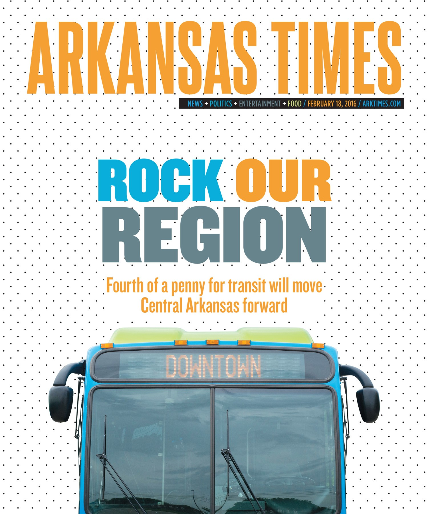 Rock our region