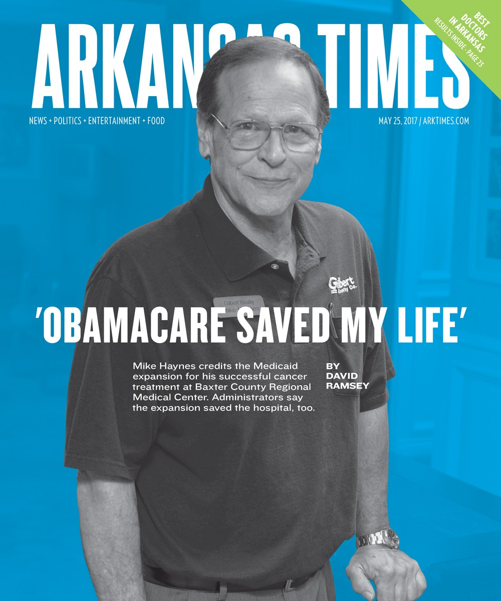 'Obamacare saved my life.'