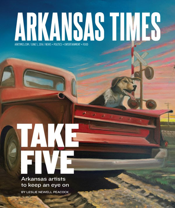 Five Arkansas artists you should know