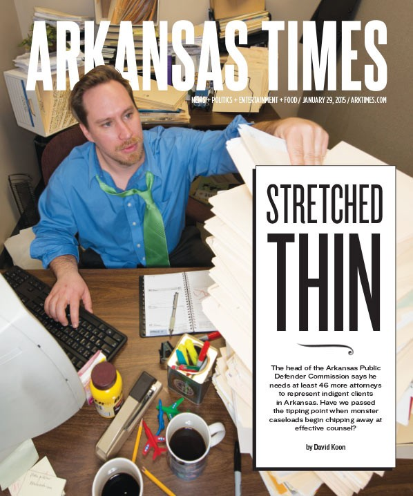 Stretched Thin