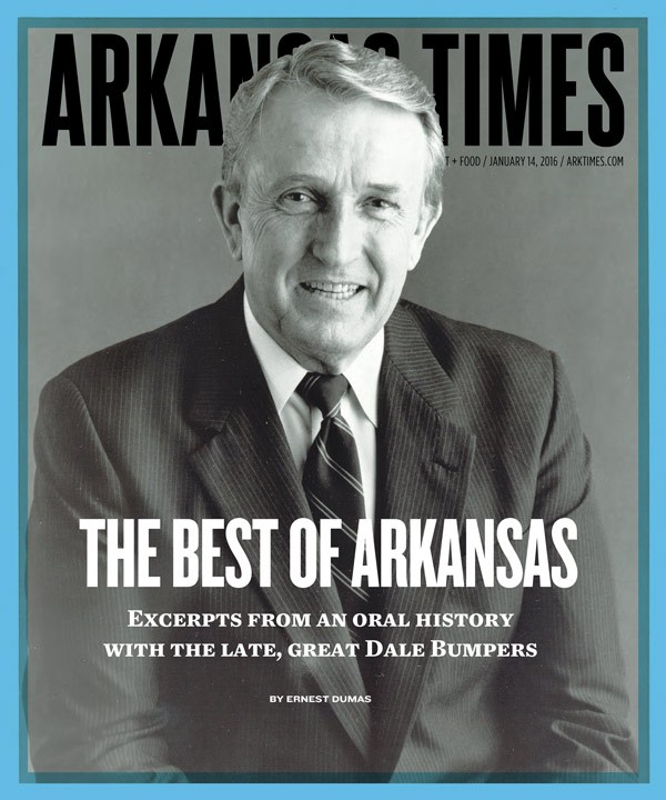 The Best of Arkansas