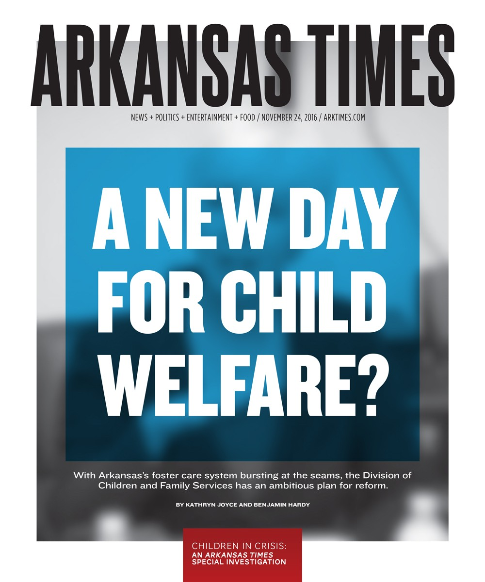 A new day for child welfare?
