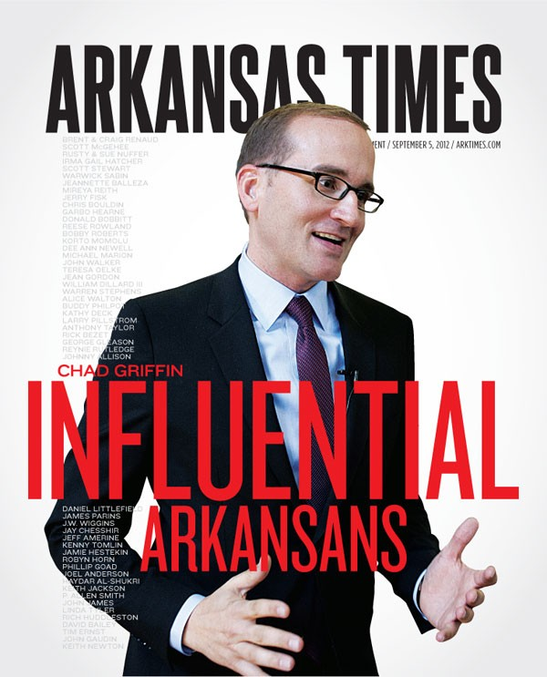 Influential Arkansans