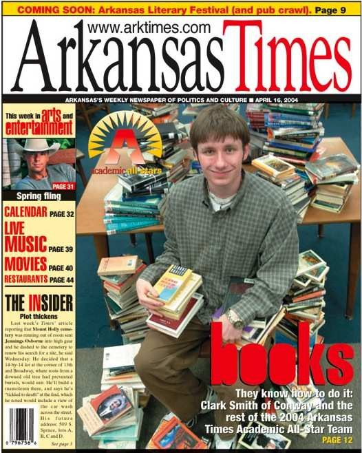 2004 Arkansas Times Academic All-Stars