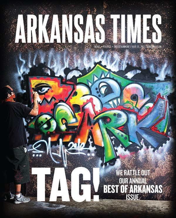 Best of Arkansas 2012