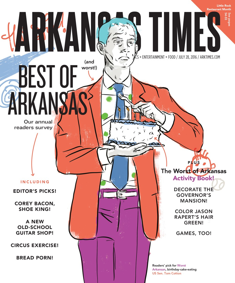 The Best of Arkansas 2016