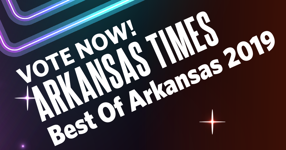 Vote in Best of Arkansas 2019