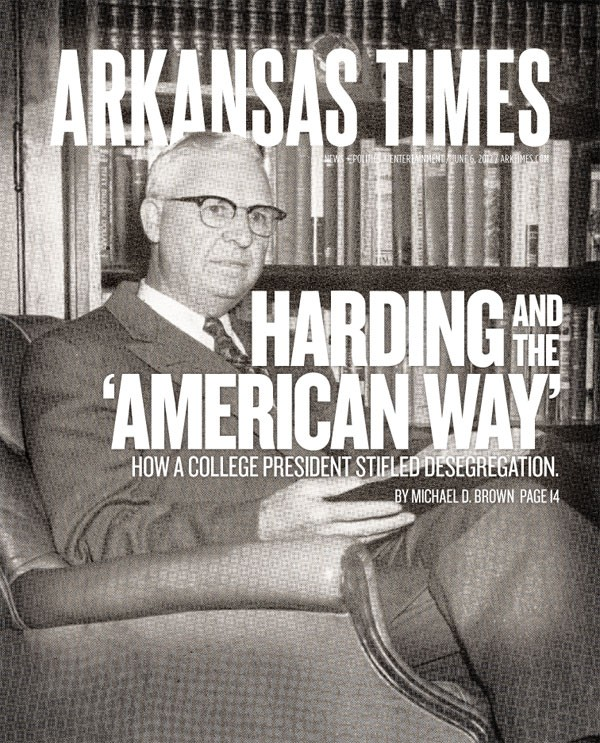 Harding and the 'American Way'