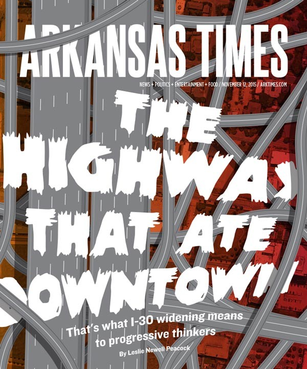 The highway that ate downtown