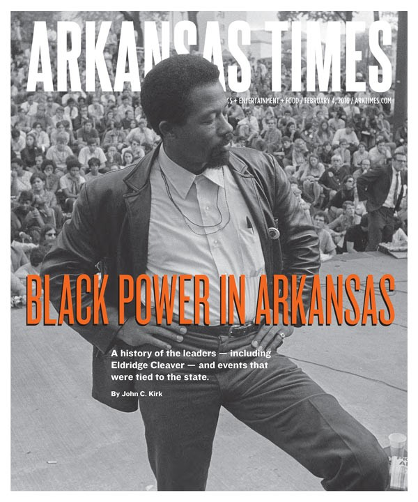 Black power in Arkansas