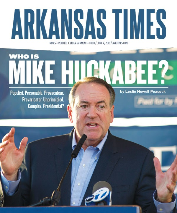 Who is Mike Huckabee?