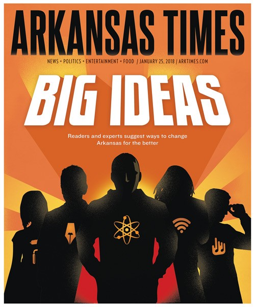 Big Ideas for Arkansas 2018