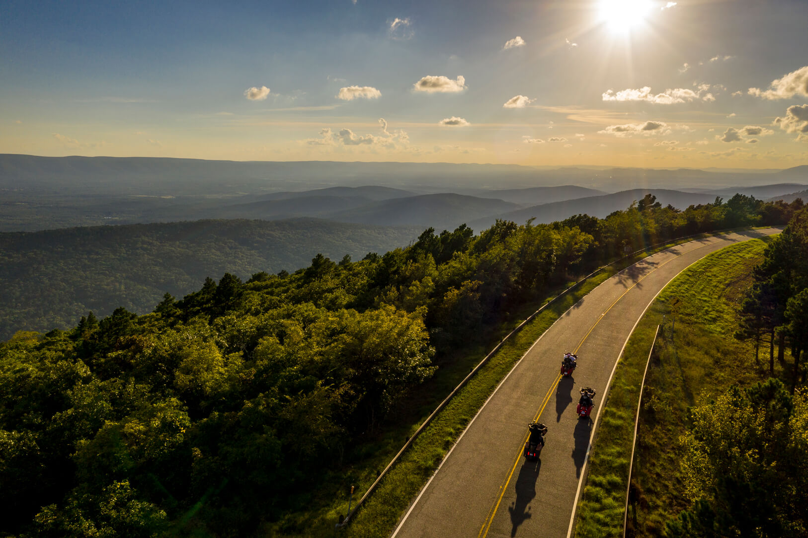 image of Talimena Scenic Byway