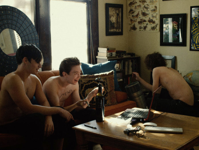 """Scene from Mark Thiedeman's film """"Alex in the Morning"""""""