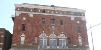 Theater building
