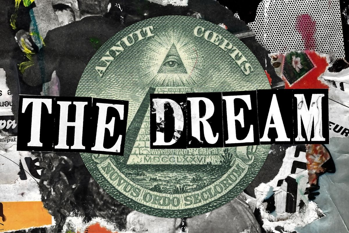 The Dream podcast cover art