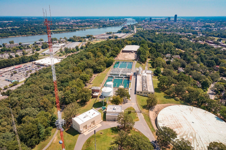 Major work planned at Ozark Point water treatment plant - Arkansas Times