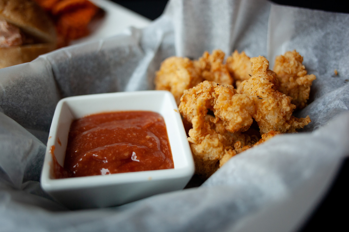 Picture of the fried shrimp from The Capital Seafood House