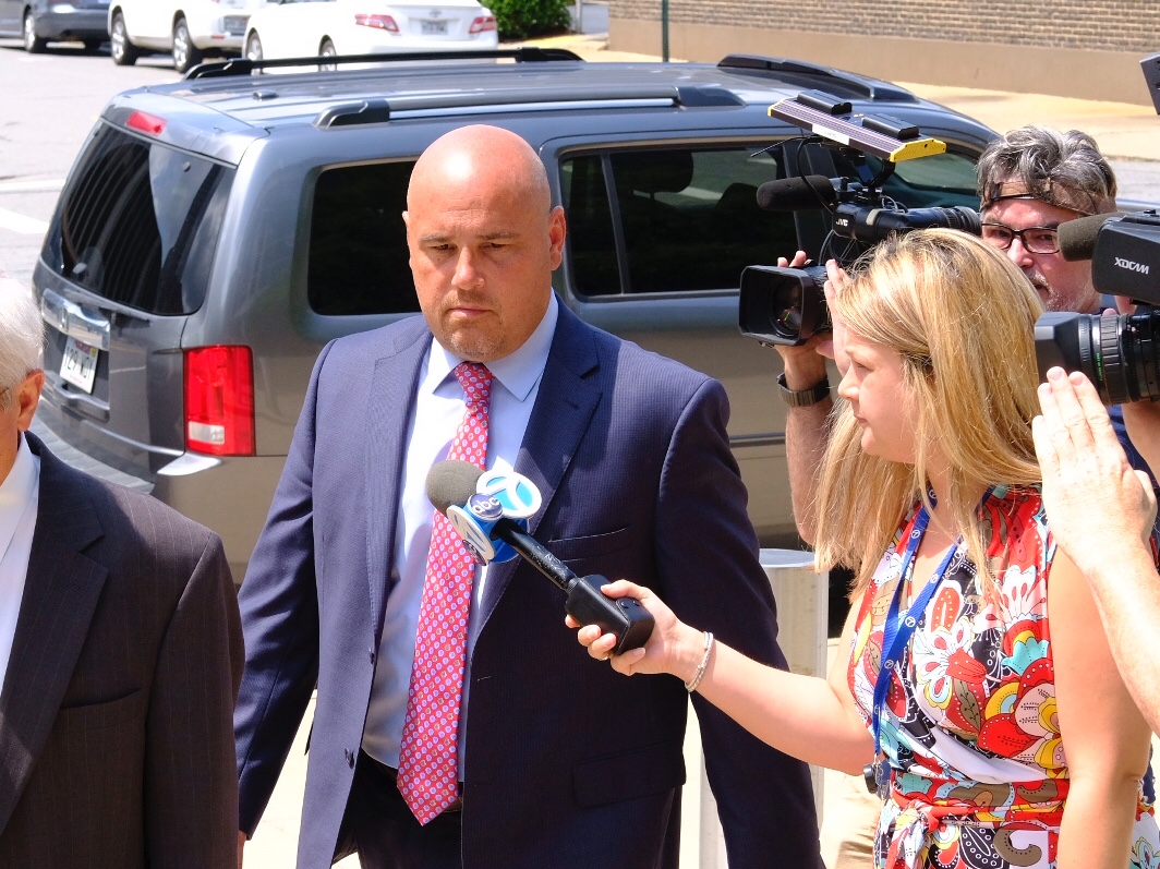 Jeremy Hutchinson enters negotiated guilty pleas in two
