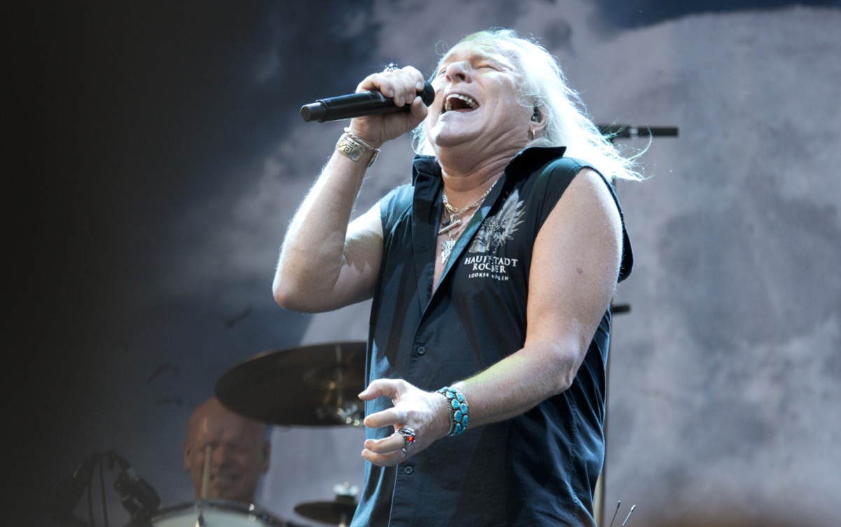 Judas Priest and Uriah Heep rock against the rolling river