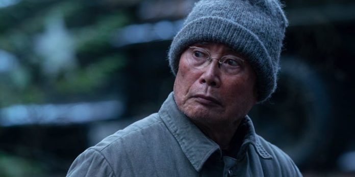 """Picture of George Takei from """"The Terror: Infamy"""""""
