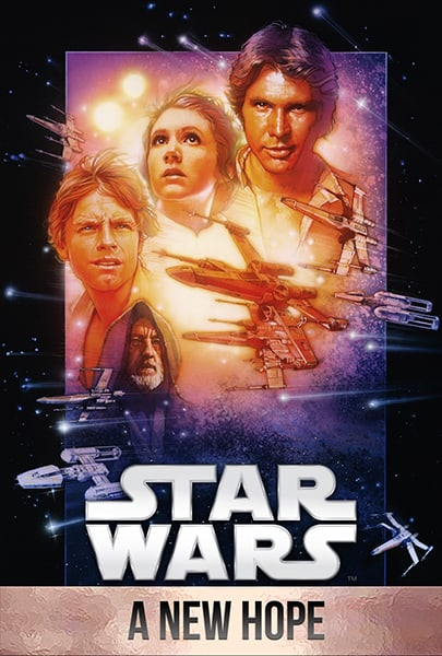 'Star Wars: Episode I'-'Star Wars: Episode VI' - Arkansas Times