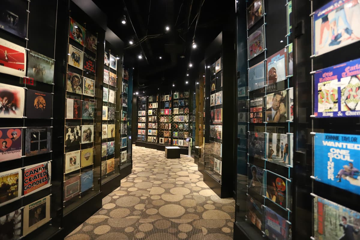 Stax Museum in Memphis picture image