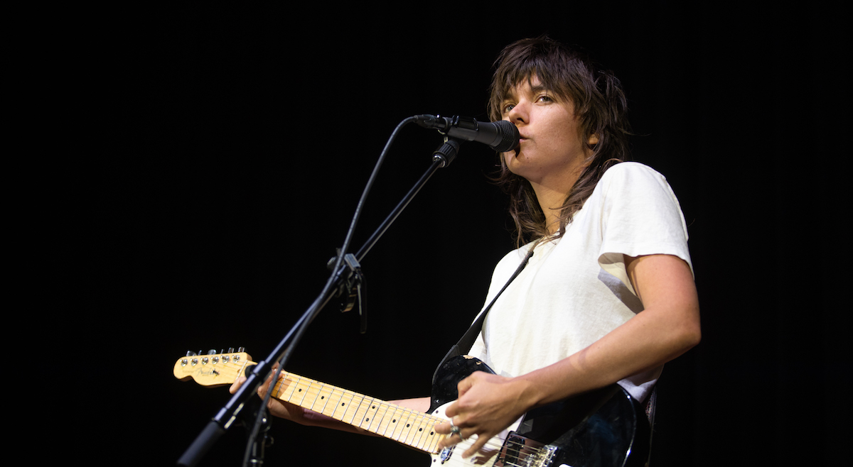Courtney Barnett plays solo set at the Momentary, invites Bentonville to Melbourne
