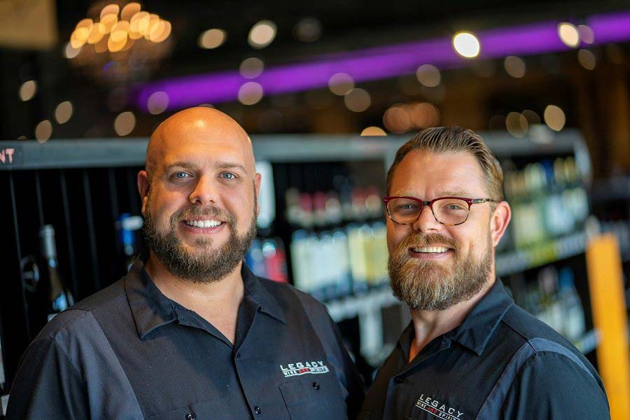 Thanks to pandemic emergency rules, Legacy Wine and Spirits has expanded clientele
