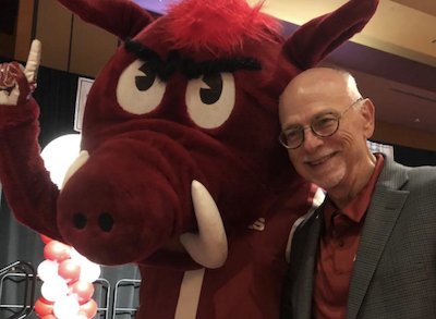 Steinmetz talks to Chronicle of Higher Education about his sudden departure - Arkansas Times