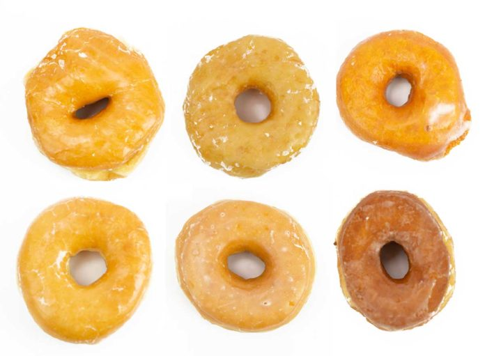 picture of best donuts in Little Rock