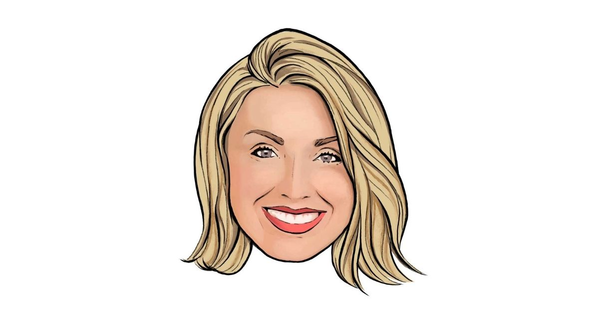 illustration of Heather Brown of Alice 107.7 in Little Rock