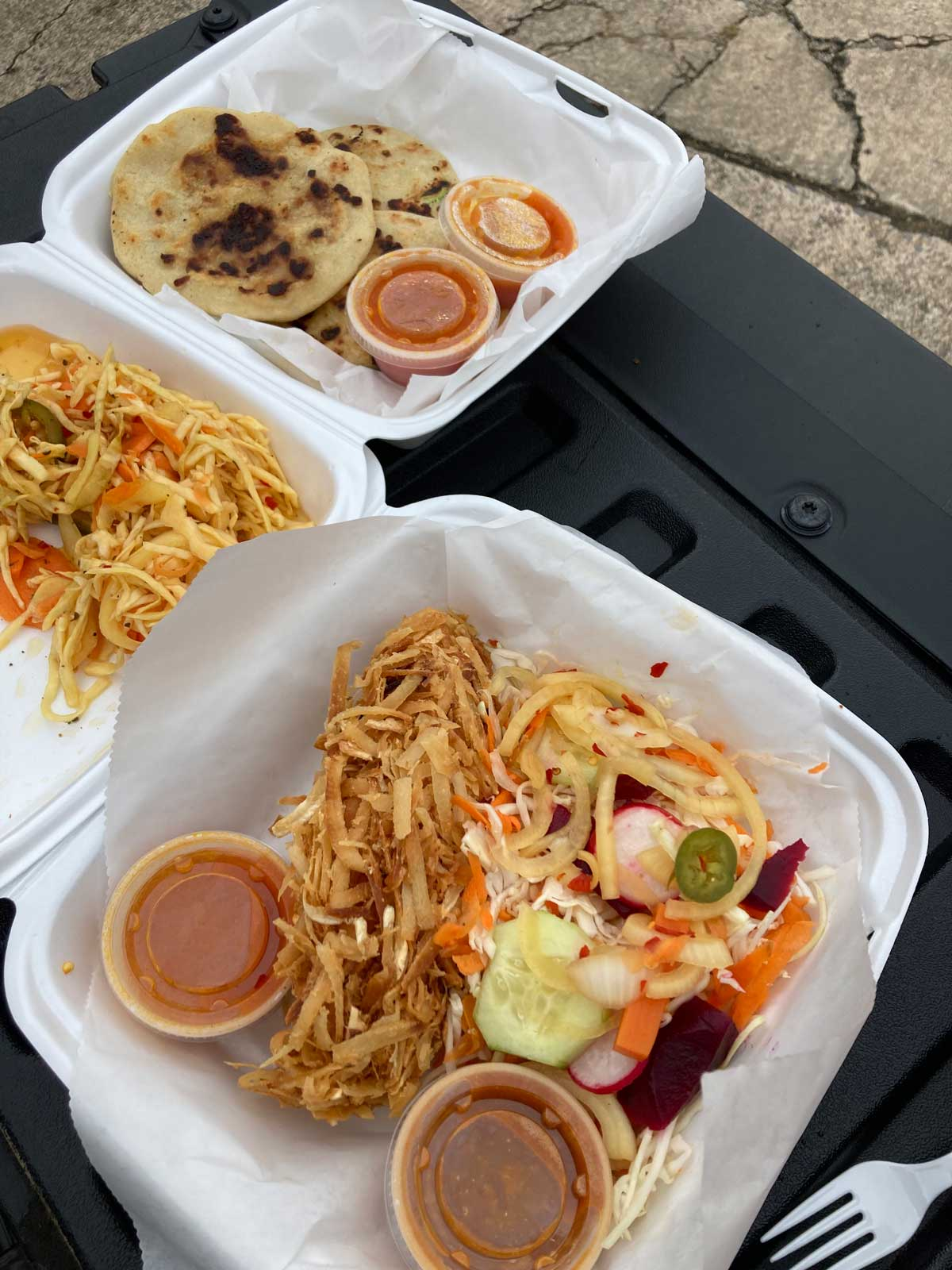 picture of Pupusas y Antojitos Genesis in Little Rock