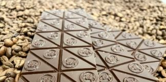 picture of Natural State Medicinals' chocolate bar